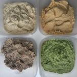4 humusu veidi